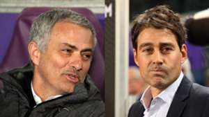 mourinho RSC Anderlecht v Manchester United - UEFA Europa League Quarter Final: First Leg 13042017