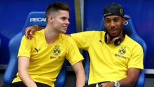 Julian Weigl, Aubameyang, Borussia Dortmund, 28072017