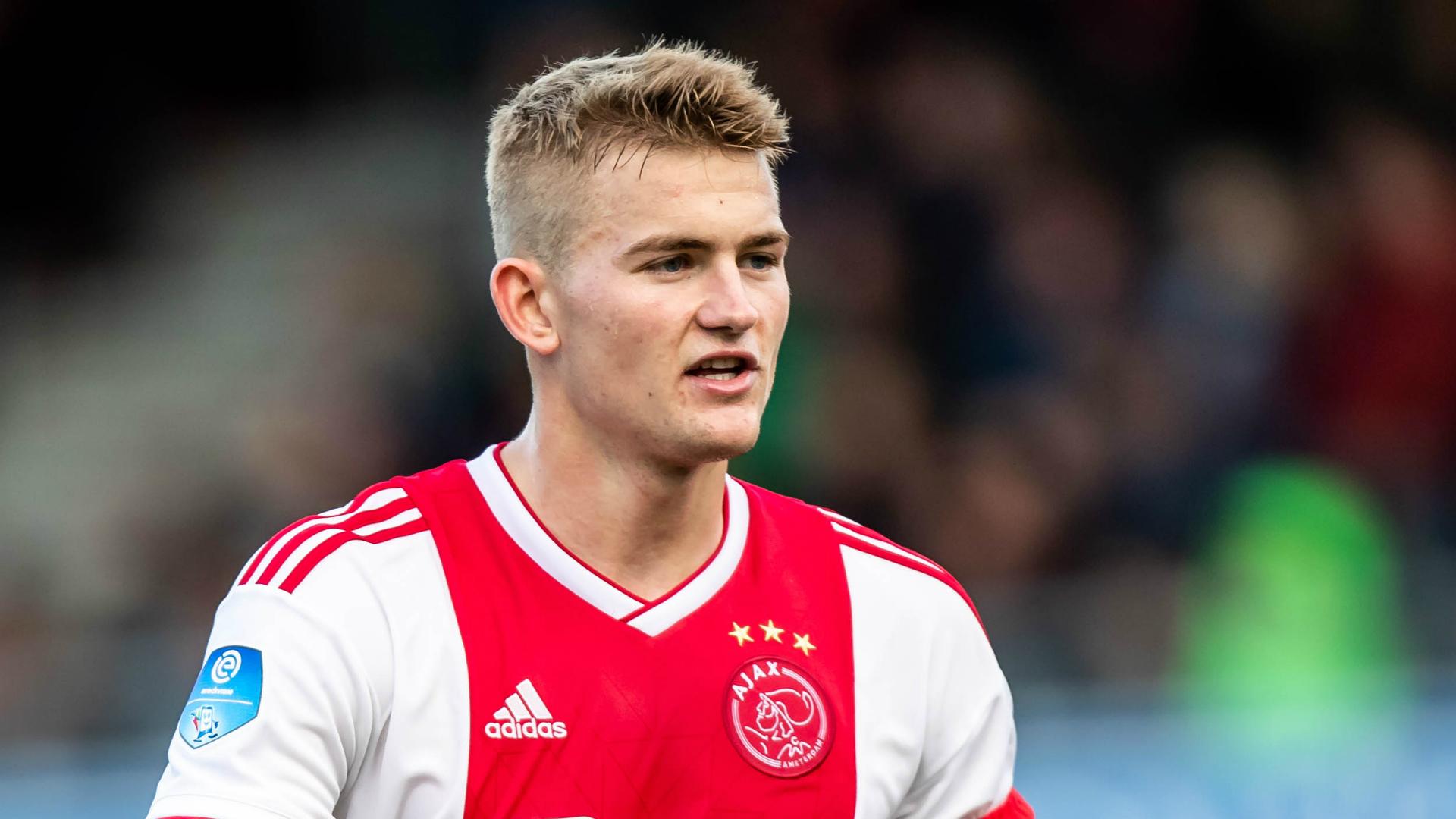 Matthijs de Ligt, Ajax, 11112018