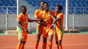 Jesse Were of Zesco United