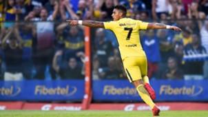 Cristian Pavon Boca Juniors San Martin San Juan Superliga Argentina 25022018