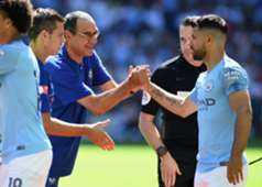 Chelsea Manchester City Community Shield 2018