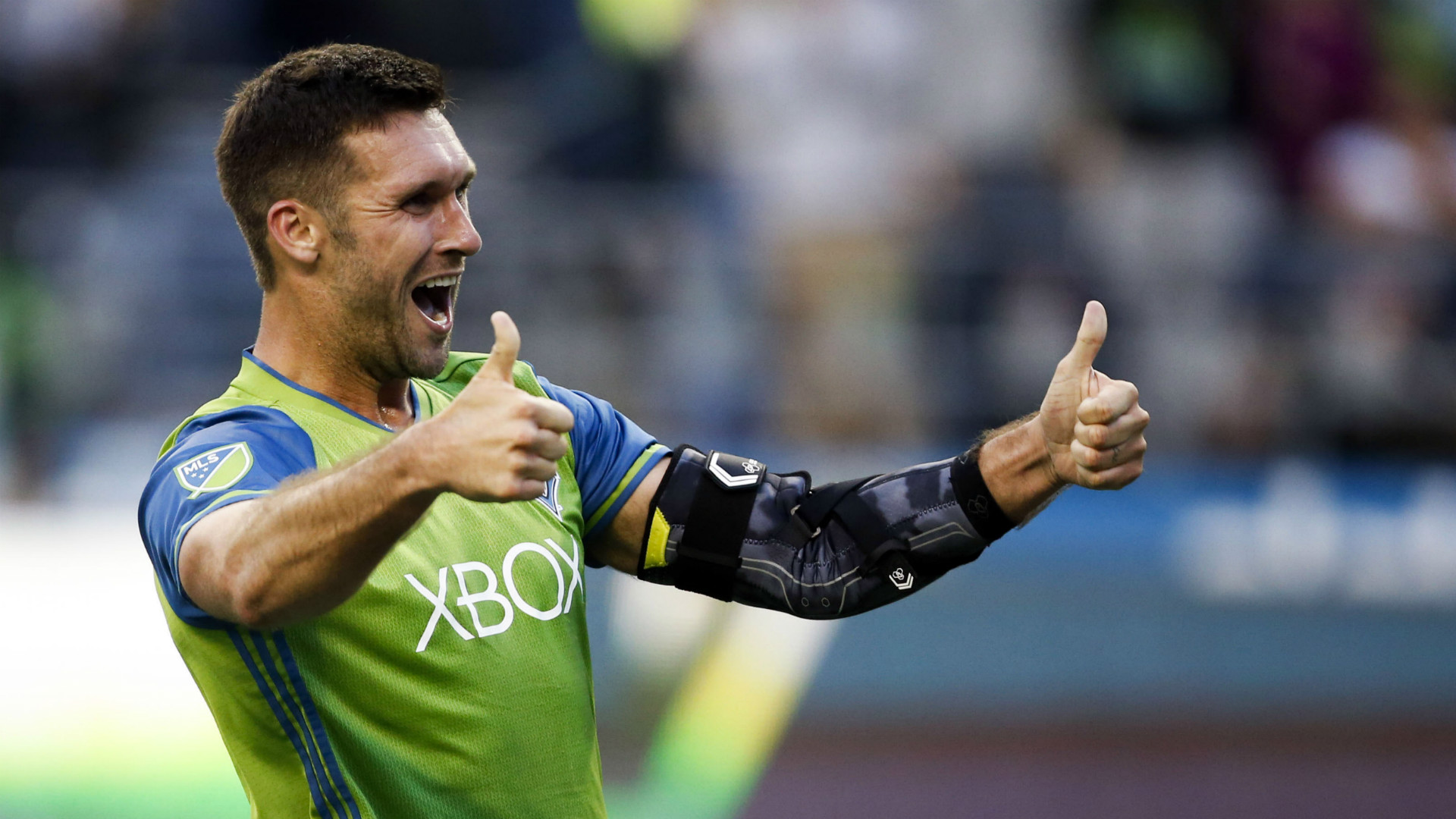 Will Bruin Seattle Sounders