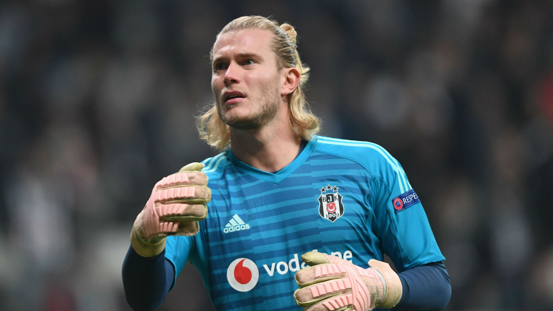 Besiktas want to send Loris Karius back to Liverpool