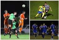 Northern Fury NPL Queensland Adelaide City Brisbane Strikers FFA Cup South Melbourne NPL Victoria