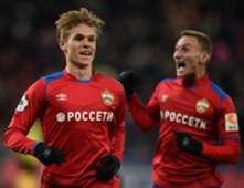 CSKA — ZENIT