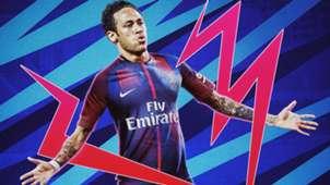 GFX Neymar