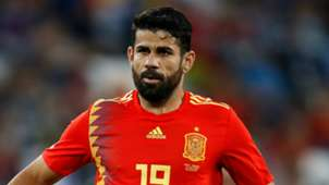 Diego Costa Spain 2018