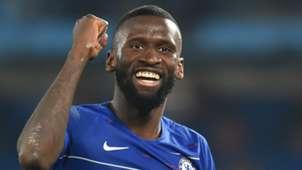 Antonio Rudiger Chelsea 2018-19