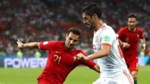 Isco Alarcon Cedric Portugal España Spain World Cup 15062018