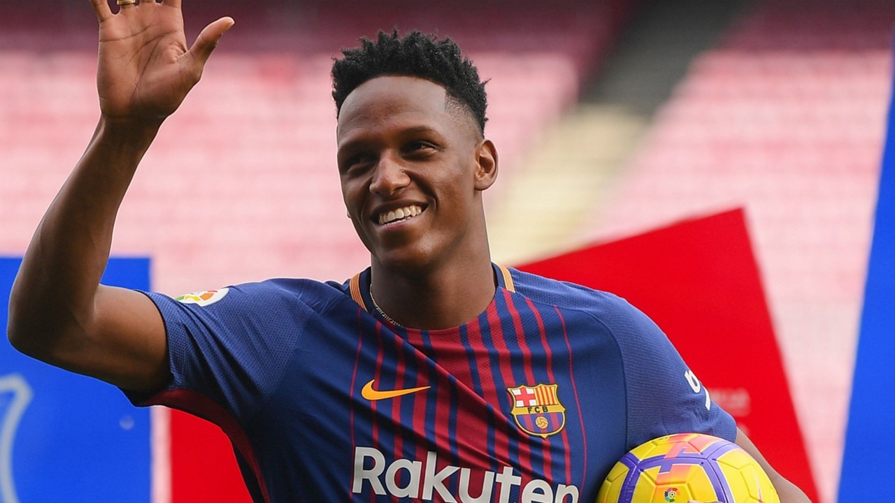 Yerry Mina signe à Everton !