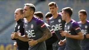 Perth Glory defensive duo set to depart