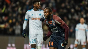 Giovanni Sio Montpellier Marseille Ligue 1 03122017