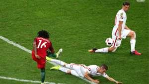Renato Sanches Portugal Poland Euro 2016