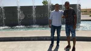 Ayoub Abou Real Madrid