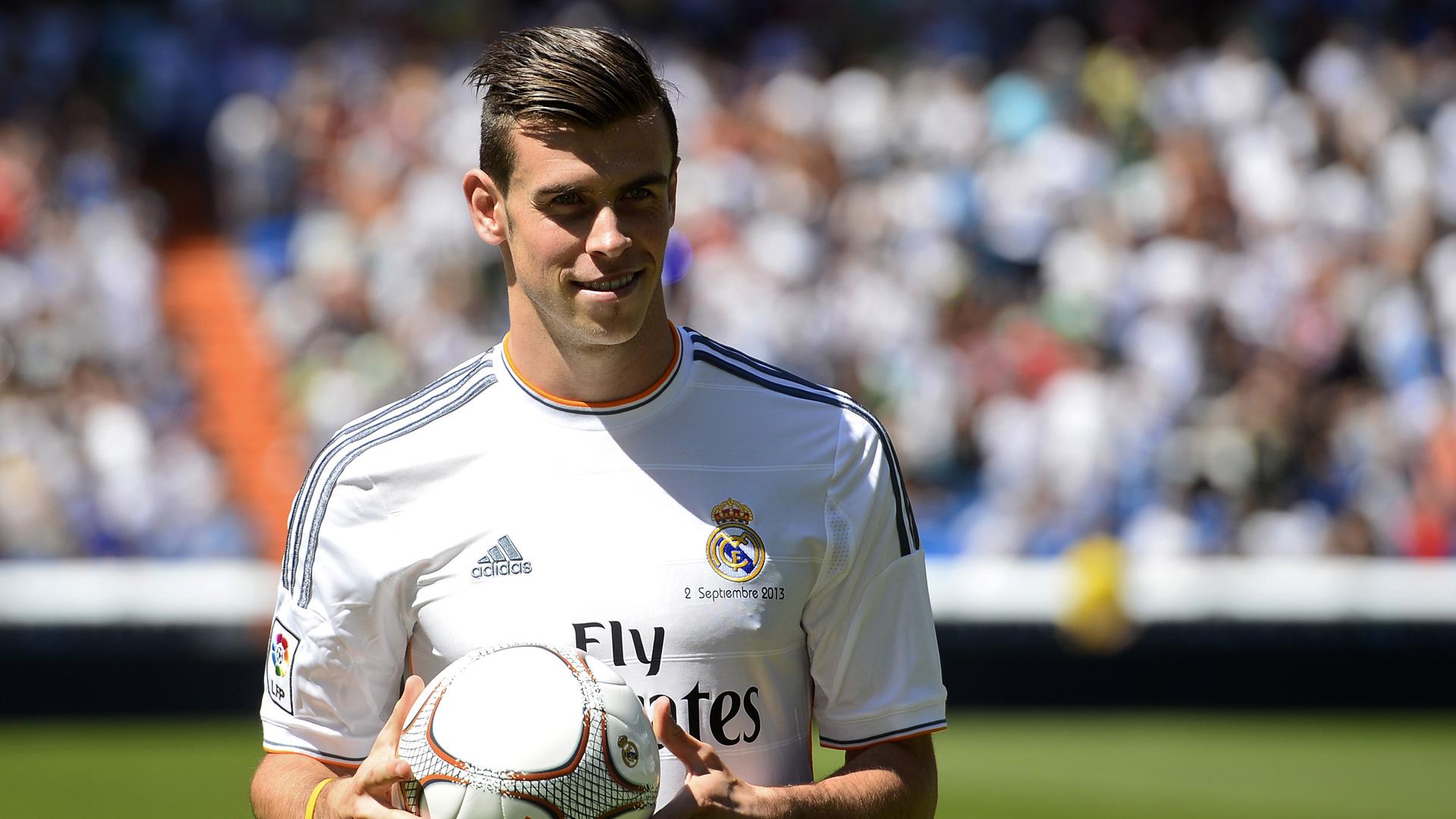 Gareth Bale Real Madrid 02092013