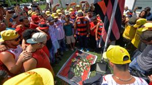 Flamengo tragedy 2019