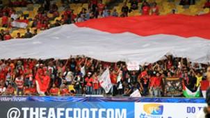 Suporter Fans Indonesia U-16
