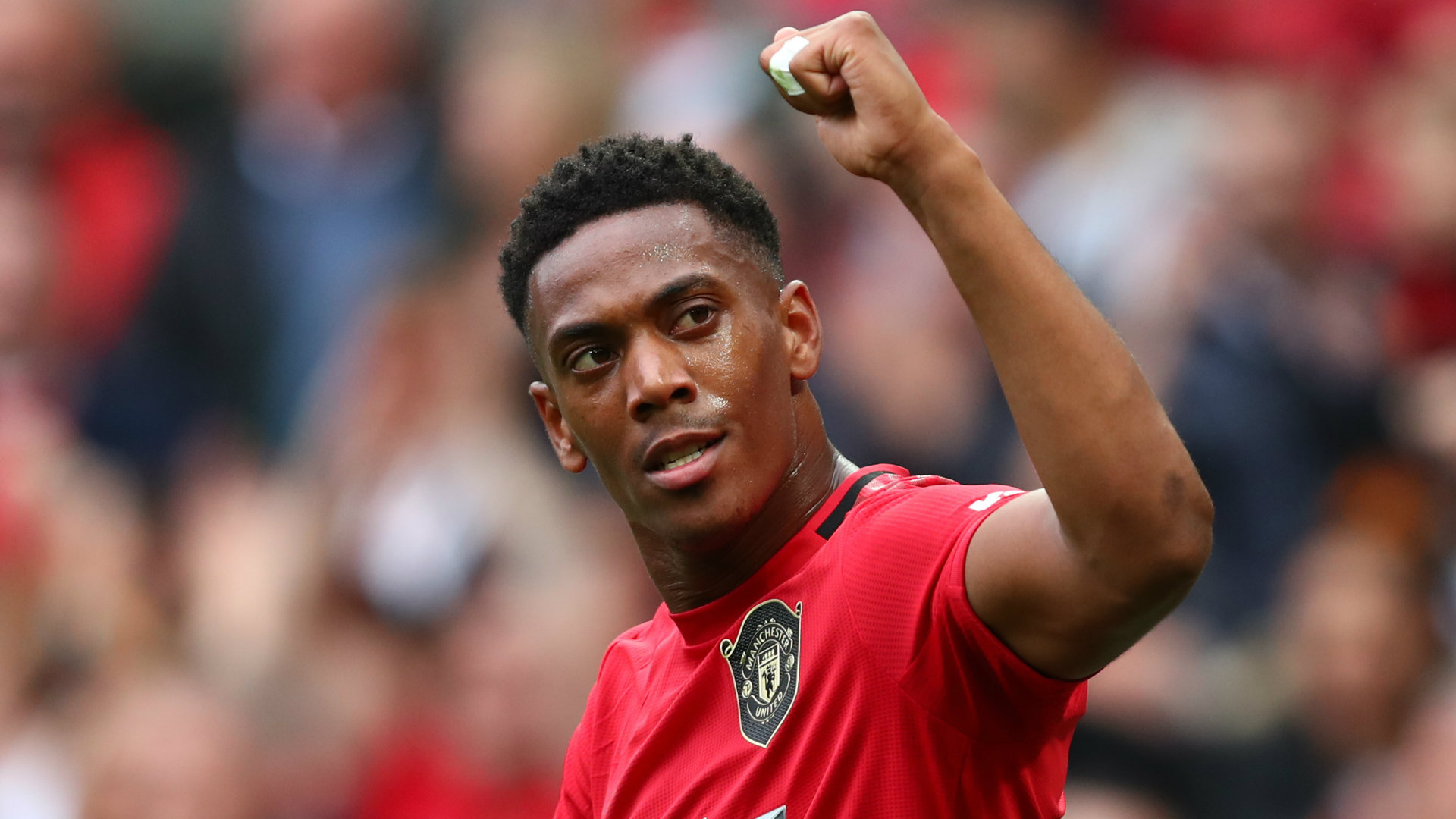 Anthony Martial Manchester United vs Chelsea 2019-20
