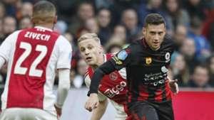 Donny van de Beek, Ajax, 04132019