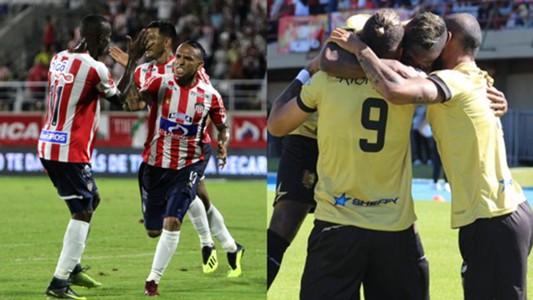 Junior de Barranquilla Rionegro Aguilas Liga Aguila 2018