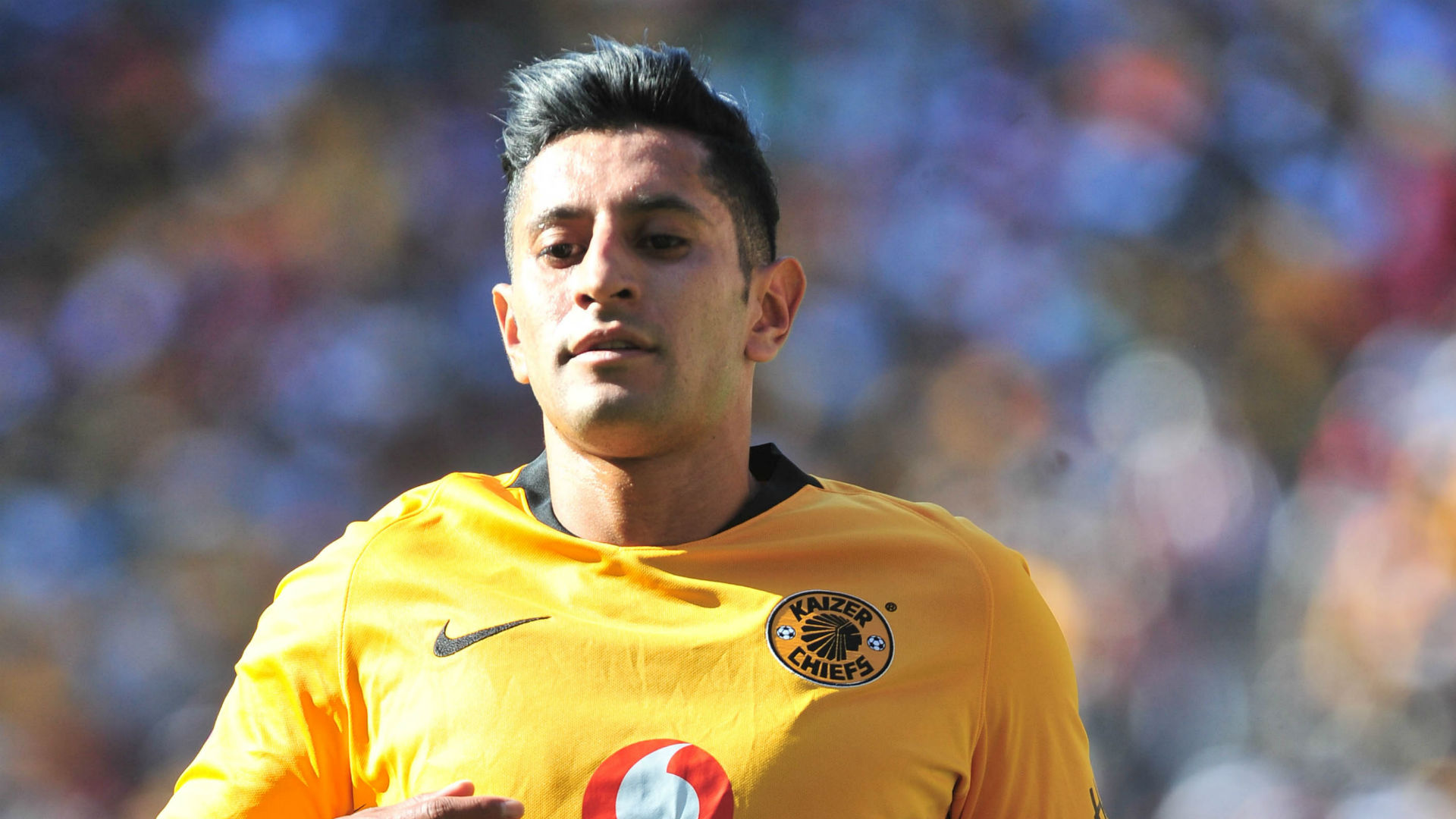 Leonardo Castro, Kaizer Chiefs, October 2018