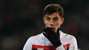 Kai Havertz Bayer Leverkusen 17122017