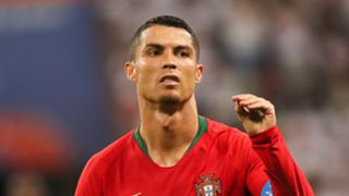 Cristiano Ronaldo Portugal Iran World Cup 2018 250618