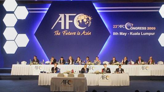 Asian Football Confederation 08052009