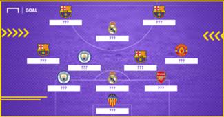 Valencia ex-player XI