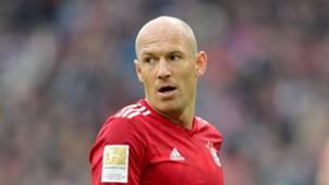 Arjen Robben, Bayern München 11032018
