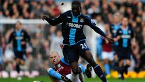 Frank Nouble West Ham 2010