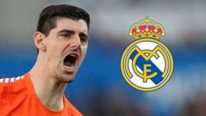 Thibaut Courtois Real Madrid