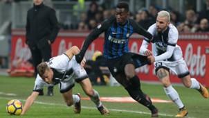 Karamoh Behrami Inter Udinese 12162017