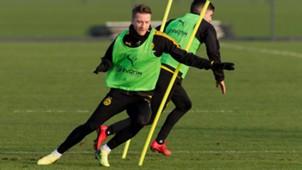 *GER ONLY* Marco Reus Borussia Dortmund BVB Training