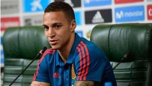Rodrigo Moreno Espanha Copa do Mundo 11 06 2018