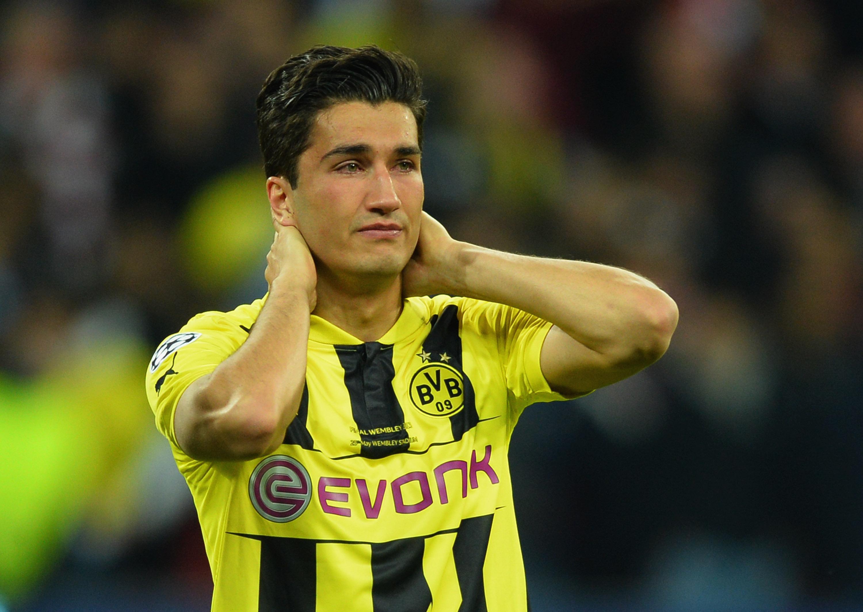 Nuri Sahin Borussia Dortmund Bayern Munchen 05/25/13