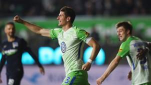 Mario Gomez VfL Wolfsburg Bundesliga 05112017