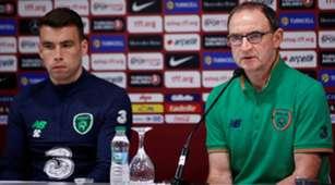 Seamus Coleman Martin O'Neill Turkey Ireland 03/22/18