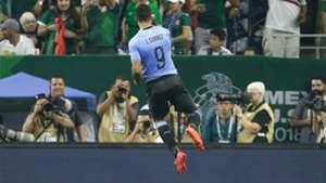 Luis Suarez Uruguay Mexico 2018