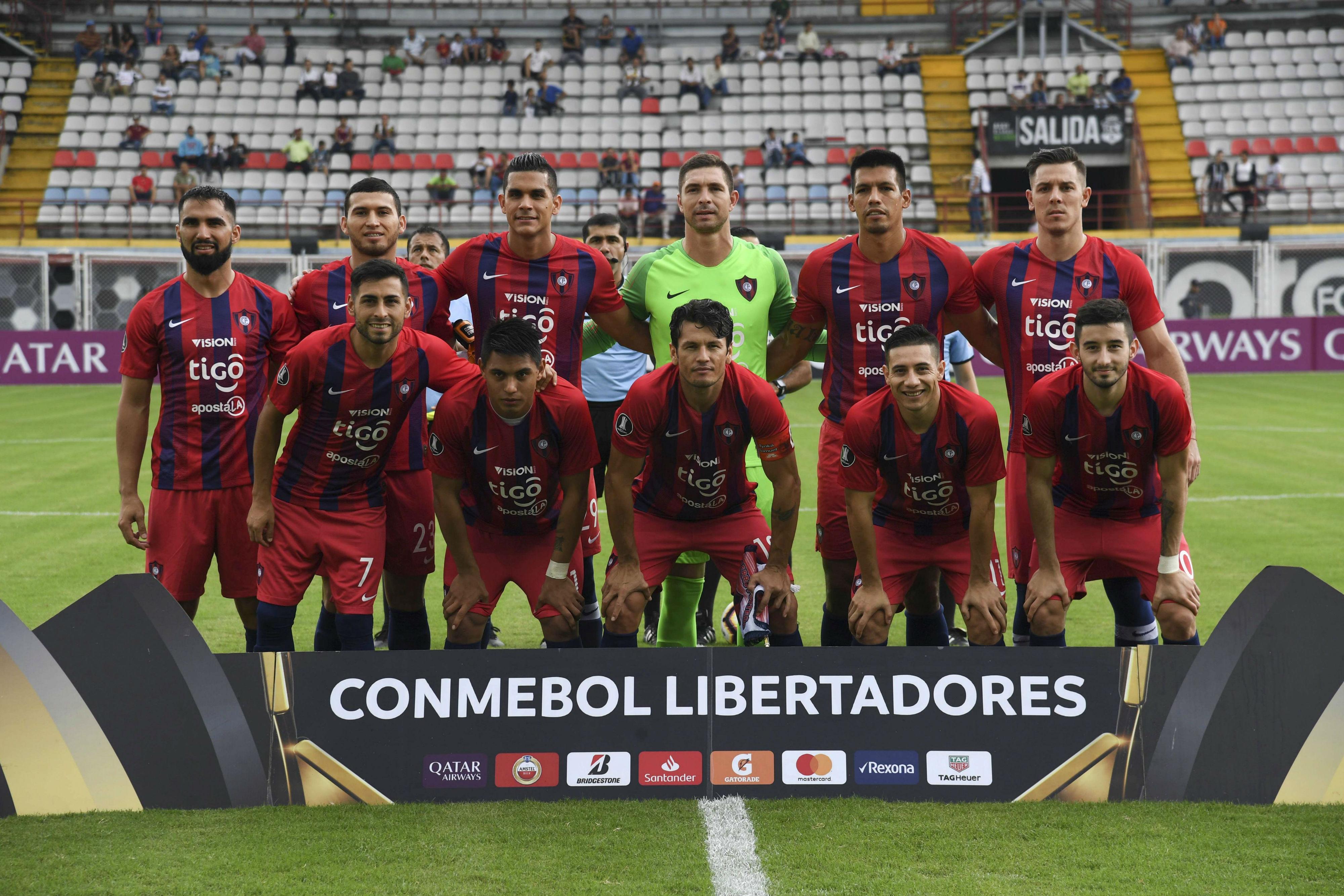 Cerro Porteño Copa (Paraguay) 21-07-19