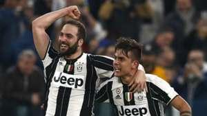 Gonzalo Higuain Juventus Serie A