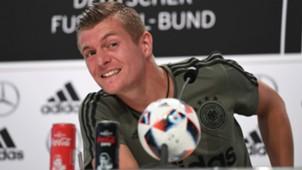 Toni Kroos Germany European Championship 30062016