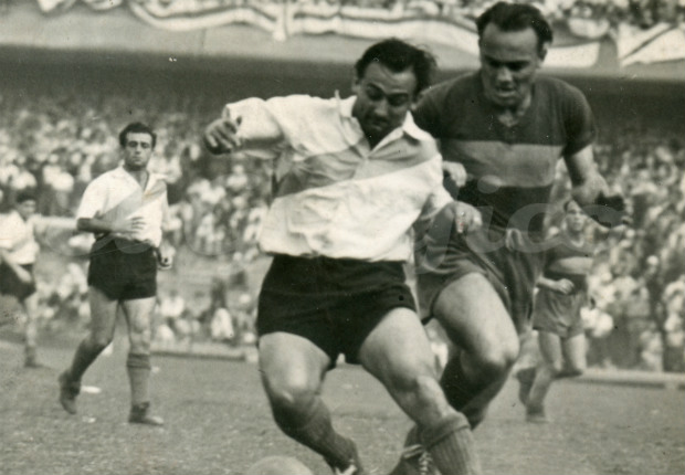 Norberto Yacono River Plate