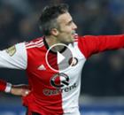 İZLE | Robin van Persie, iki golle şov yaptı