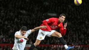 Ronaldo Man United Fulham