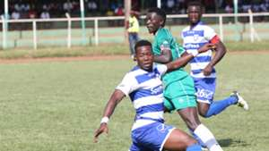 Michael Kibwage of AFC Leopards