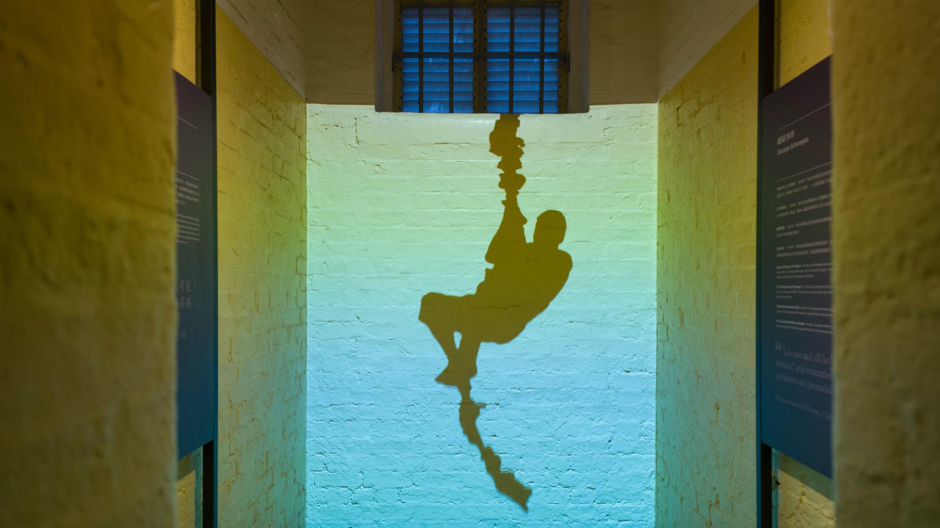 Mural Escape Prision