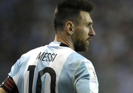 Así llegará Messi al Mundial 2022