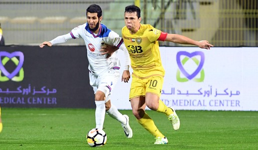 UAE Arabian Gulf League - Al Wasl vs. Sharjah